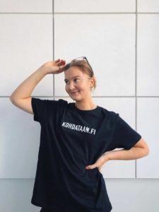 Kohdataan.fi t-paita